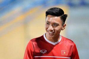 Hậu vệ Đoàn Văn Hậu rời tuyển Việt Nam sang Hà Lan thi đấu