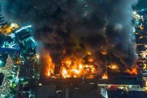 Bộ Tài Nguyên Môi trường cảnh báo rủi ro sau vụ cháy Công ty Rạng Đông