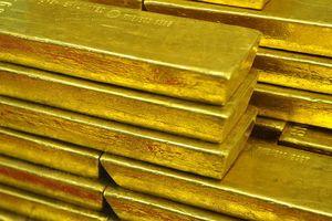 Giá vàng vọt tăng 6,3% trong tháng 8/2019