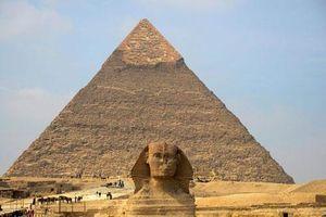 Lý do cực sốc thôi thúc người Ai Cập xây kim tự tháp