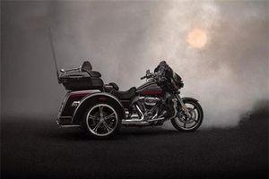 Ngắm Harley-Davidson Tri Glide CVO 3 bánh, giá hơn 1 tỷ đồng