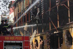 Tổng cục Môi trường khuyến cáo về vụ cháy tại nhà máy Rạng Đông