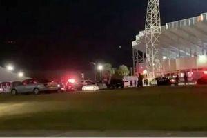 Mỹ: Xả súng tại sân vận động, nhiều học sinh bị thương nặng