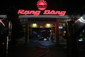 Vụ cháy nhà máy Rạng Đông: Khuyến cáo từ Tổng cục Môi Trường