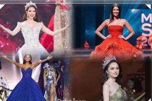 Thật lạ cứ 'Final Walk' là loạt Hoa hậu tưng bừng hóa công chúa, riêng Hương Giang độc tôn style táo bạo này!