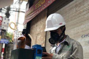 Bộ Tài nguyên và Môi trường khuyến cáo người dân thận trọng sau vụ cháy Công ty phích nước Rạng Đông