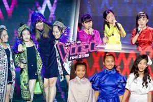 The Voice Kids 2019: Kiều Minh Tâm 'đối đầu' Minh Châu, thiên thần nhí Sở Hân khiến Phạm Quỳnh Anh bật khóc?