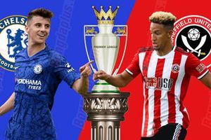 Chelsea – Sheffield United : Tiếp đà thăng hoa