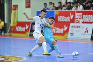 Futsal HDBank VĐQG 2019: Thái Sơn Nam thắng thuyết phục SS.Khánh Hòa