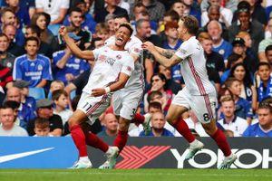 Kurt Zouma hóa 'tội đồ', Chelsea bị Sheffield United cầm hòa đáng tiếc