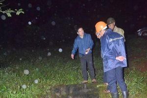 Khẩn cấp di dời dân vì hồ thủy lợi chứa 600.000 m3 nước ở Đắk Nông có nguy cơ vỡ
