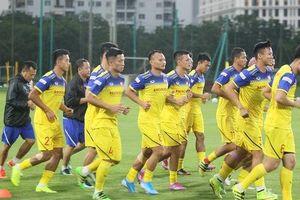 HLV Park Hang-seo chính thức chốt danh sách vòng loại World Cup 2022