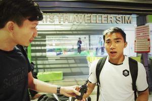 Chanathip Songkrasin: 'Tuyển Việt Nam chơi tốt, nhưng tôi sẽ ghi bàn'