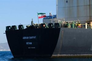 Thổ 'rửa dầu' cho tàu Iran trước mắt Mỹ?