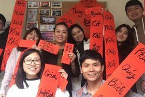 Cơn 'sốt' học tiếng Việt ở Đài Loan