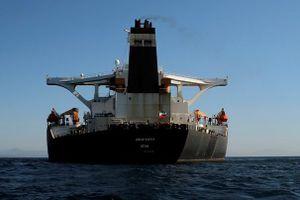 Bộ Tài chính Mỹ thẳng tay liệt siêu tàu dầu Iran vào danh sách đen