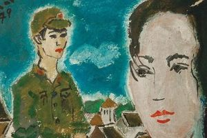 Lần đầu tiên Google vinh danh cố họa sĩ Bùi Xuân Phái