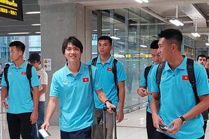 Thầy trò HLV Park Hang-seo thế nào trong ngày đầu trở lại đất Thái?