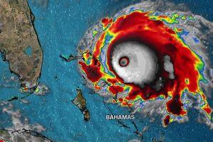 Bão Dorian mạnh lên thành cấp 5, đe dọa 'cày nát' bờ Đông Florida