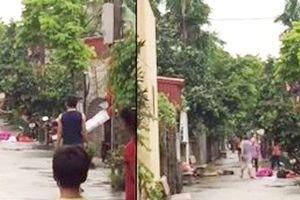 Vụ anh trai truy sát cả nhà em ruột tại Hà Nội: Nhân chứng kể lại sự việc