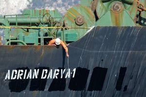 Mỹ đưa tàu dầu Iran vào danh sách đen