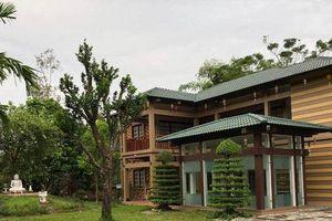 Biệt thự nhà vườn rộng thênh thang của vợ chồng nghệ sĩ Thanh Thanh Hiền và Chế Phong