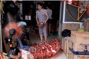 Xóm lồng đèn Phú Bình nhộn nhịp chuẩn bị cho mùa Trung thu