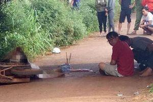Một người đàn ông bị đánh tử vong trên đường vào rẫy