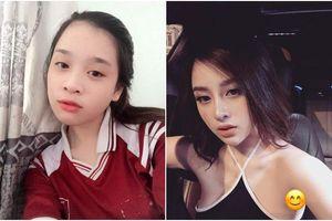 Công khai sửa mũi, gái xinh 19 tuổi bỗng bị đồn 'sửa nát mặt' vì màn dậy thì thành công quá ấn tượng