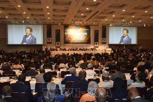 Thứ trưởng Ngoại giao Nguyễn Quốc Cường dự Hội nghị TICAD lần thứ 7