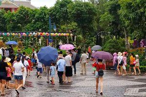 Du khách gửi xe ở Quảng Ninh dịp lễ bị 'chém đẹp' 50.000/xe