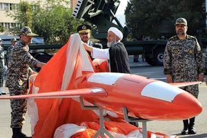 Iran tiết lộ mẫu máy bay phản lực không người lái mới
