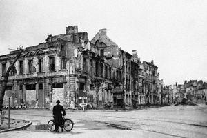 Kỳ lạ thành phố dùng 'thuật ẩn thân' để sống sót trong chiến tranh