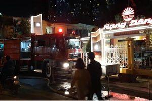 Cháy Công ty Rạng Đông: Trường đại học trấn an sinh viên