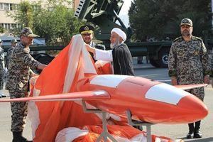 Giữa căng thẳng với Mỹ, Iran công bố UAV mới