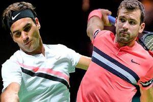 Dimitrov háo hức gặp Federer tại tứ kết US Open 2019