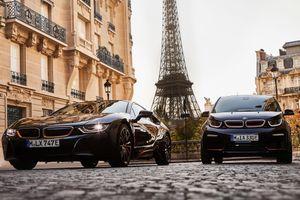 BMW ra bản đặc biệt i3 và i8, hồi kết của BMW i8