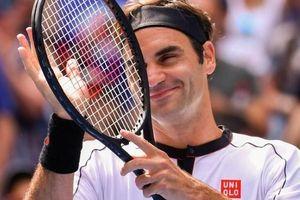 Federer dạo bước vào tứ kết Mỹ mở rộng