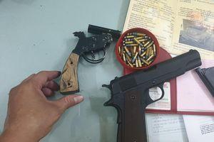 Ngăn chặn nhóm thanh niên dùng súng giải quyết mâu thuẫn