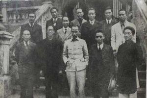 Chân dung những Bộ trưởng đầu tiên của Việt Nam Dân chủ Cộng hòa