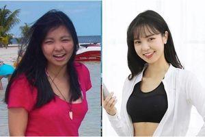 Giảm cân thành công, gái xinh Hàn Quốc 'mệt đầu' với nghi PTTM