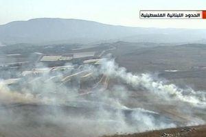 Israel bắn hơn 40 quả rocket vào miền Nam Lebanon