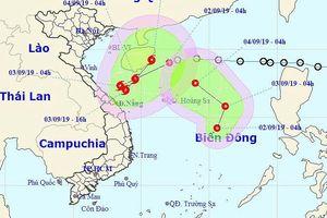 Dồn dập áp thấp nihiệt đới 'quần thảo' Biển Đông