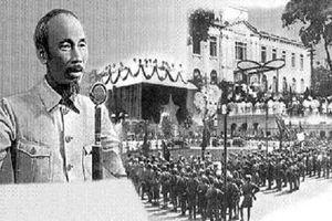 Quảng trường Ba Đình và thời khắc lịch sử hào hùng của dân tộc