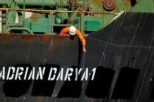 Mỹ quyết không tha tàu chở dầu Iran mới được Anh phóng thích