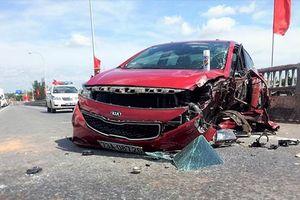 103 người chết và bị thương do tai nạn giao thông trong 3 ngày nghỉ lễ 2/9