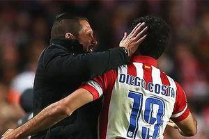 Tại sao 'đồ tể' Costa vẫn khiến HLV Simeone si mê?