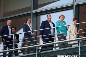 Bầu cử địa phương tại Đức: Liên minh cầm quyền tiếp tục thất bại