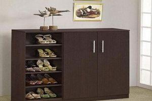 Coi chừng rước họa vào nhà vì đặt tủ giày phạm phong thủy