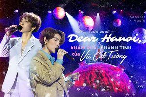 Dear Hanoi - Hành tinh của Vũ Cát Tường hay màn chào sân tuyệt vời từ VCT's Tour 2019?